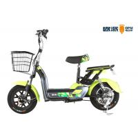 Buy cheap 500W   Adult Electric Bike Available With Pedal Electric Scooter  48v20ah Lead Acid  Battery from wholesalers
