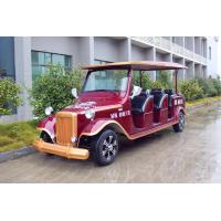 Wholesale 8 Passenger Classic Car Golf Carts With High Strong Composite Aluminum Frame Chassis from china suppliers