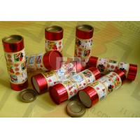 Recycled Corrugated Cardboard Tube Box Packaging Personalized