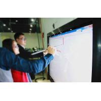Wholesale High Brightness Infrared Multi Touch Screen Monitors , Multi-touch Whiteboard Board from china suppliers