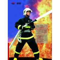 Wholesale fire retardant suit, firefighter uniform, firefighting, flame retardant from china suppliers