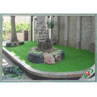 Wholesale 35 MM Pile Height Garden Artificial Grass / Synthetic Grass PP + Fleece Backing from china suppliers