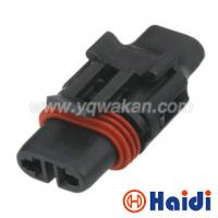 Wholesale Male Multi Pin Waterproof Wiring Harness Connector Delphi 2 Pin Plug 12020599 from china suppliers