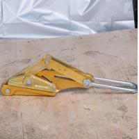 Wholesale Aluminum Alloy Cable Pulling Clamp  Insulated Conductor Gripper 1.7kg ~ 3.2kg Weight from china suppliers