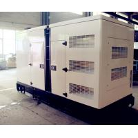 Wholesale 200KW/250KVA Silent diesel generator with cummins engine from china suppliers