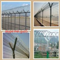 Wholesale pvc coated concertina razor wire fence from china suppliers