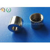 Wholesale CNC Turned Telecommunication Components Aluminum Tube Fasteners For Telecom Devices from china suppliers