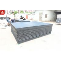 Wholesale Adjustable Stage Rotating Mechanical Staging Platform For Auto Show Q195 Steel from china suppliers