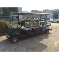 Wholesale Green Color Club 8 Seater Golf Carts 48V Battery For Multi Passenger from china suppliers
