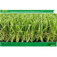 Wholesale C Shaped Outdoor Artificial Grass For Landscape  Patio SGS 40mm dtex12000 from china suppliers