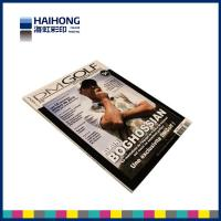 Wholesale Glossy lamination advertising Book Flyers Leaflet Catalogue Brochure Magazine printing from china suppliers