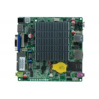 Wholesale Fanless NANO Motherboard Onboard Intel® Bay Trail Celeron J1800 CPU For Nano PC from china suppliers