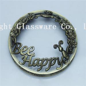 Quality Luxury design glass yankee candle jars lids, jar metal lids sale for sale