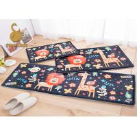 Wholesale Short Plush Fabric Kids Floor Rugs Soft Warm Baby Crawling Mat Door Mat from china suppliers