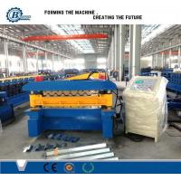 Wholesale Galvanized Metal Steel Roof Panel Double Layer Cold Roll Forming Machine from china suppliers