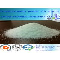 Wholesale Mining Polyacrylamide Powder Off White Granular Powder For Increasing Water Viscosity from china suppliers