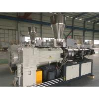 Wholesale Multi Color PVC Granulating Line Pelletizing Machine , Plastic Granules Machine from china suppliers