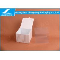 Wholesale Cube Recyclable Cardboard Fashion Printing Gift Boxes With Magnetic Closure from china suppliers
