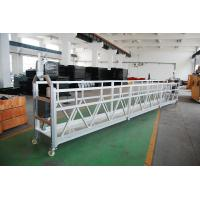 Wholesale Light weight ZLP Window Cleaning Platforms (CE/ ISO Standard) with Electric Motor from china suppliers