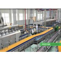 Wholesale Drinking Flavoured Fruit Stirred Yoghurt Production Line 250ml-1000ml Volume from china suppliers