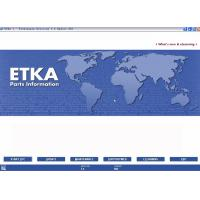 Wholesale ETKA Electronic Catalogue V7.5 For Audi VW Seat Skoda from china suppliers
