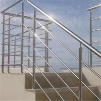 Wholesale Satin finished stainless steel front porch railings for sale from china suppliers