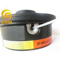 China Filament Cutting Nylon Trimmer Head Grass Trimmer Parts 315mm Cutting Dia on sale
