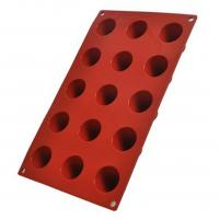 Wholesale 15 cups cone shaped silicone ice cube mold chocolate mould from china suppliers