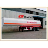 Wholesale 2 Axles Fuel Tanker 40000 Litres Lpg Tank Semi Trailer ISO CCC 11.00R20 Tire from china suppliers