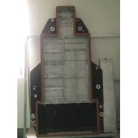 Wholesale Brazed Aluminum cold plate for Electronic Bus Cooling solution from china suppliers