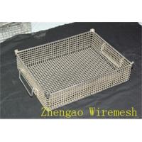 Wholesale Wire mesh stainless steel rack from china suppliers