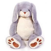 Wholesale Personalized Plush Toys Grey Easter Bunnies Stuffed Animals with 100% PP cotton from china suppliers
