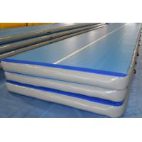 Wholesale Safety Inflatable Gymnastics Crash Mats , Huge Folding Gym Mat from china suppliers