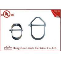 "Wholesale UL Listed 1/2"" to 6"" Steel Clevis Hanger Rigid Conduit Fittings Electro Galvanized from china suppliers"