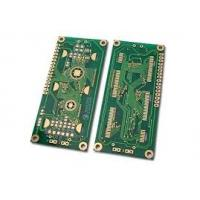 Wholesale Green Solder Mask FR4 Rigid PCB Board 6 Layer , 1oz for industry control from china suppliers