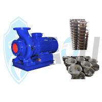 Wholesale High Efficiency Horizontal End Suction Centrifugal Pump With Electric Motor from china suppliers