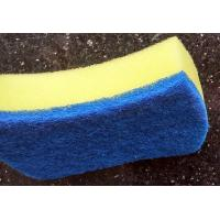 Wholesale Non - Stick Bow - Tie Shape Power Plastic Brush Yellow  / Blue from china suppliers
