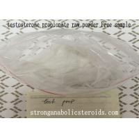 Wholesale Test Prop Raw Steroids Powder Testosterone Propionate 57-85-2 For Bodybuilding from china suppliers