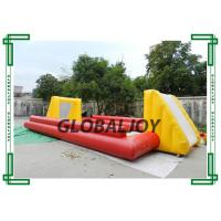 Wholesale Funny Inflatable Sport Game , Inflatable Football Arena / Football Court from china suppliers