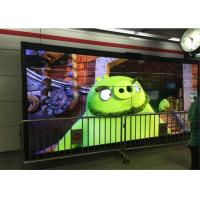 Quality P2.5mm Super Slim Indoor LED Video Wall , 14 bit Color Led Indoor Display for sale