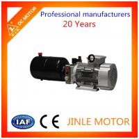 Wholesale Lift Table AC Hydraulic Power Pack Unit Pack  220AC 380VAC 0.75KW from china suppliers