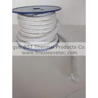 Wholesale Texturized fiberglass braided square rope from china suppliers