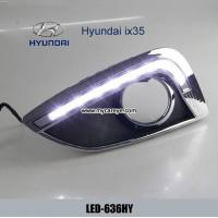 Wholesale HYUNDAI ix35 DRL LED Daytime driving Lights aftermarket Car part sale from china suppliers