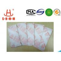 Wholesale No Leak Harmless Powder Desiccant , Flexible Design Shipping Container Desiccant from china suppliers