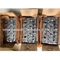Wholesale D1402 1402 Complete Excavator Cylinder Head Assembly With Valves Kubota Diesel Engine from china suppliers