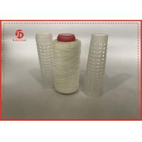 Wholesale 100% Polyester spun yarn for sewing thread 40S/1 40S/2 40S/3 42S/2 45S/2 from china suppliers