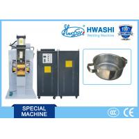 Wholesale Projection Capacitor Discharge Welder , Cookware Handle Stainless Steel Welder from china suppliers