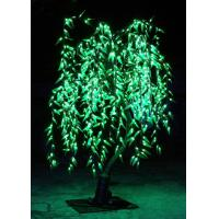 Wholesale Artificial trees Landscape LED tree light outdoor led willow tree from china suppliers