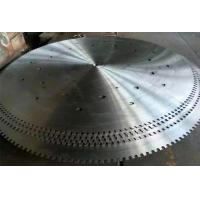 Wholesale Quarry processing diamond circular saw blank diameter 3000 mm material 75Cr1 from china suppliers
