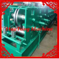 Wholesale C / U Steel Purlin Roll Forming Machine Hydraulic For Roofing Sheet from china suppliers